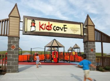 Kid's Cove Playground | Virginia Beach, Virginia