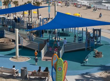 JT's Grommet Island Beach Park and Playground | Virginia Beach, Virginia