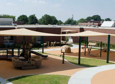 Pembroke Elementary School Courtyard Playground | Virginia Beach, Virginia