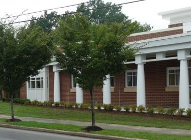 Suffolk Police Administration Building | Suffolk, Virginia