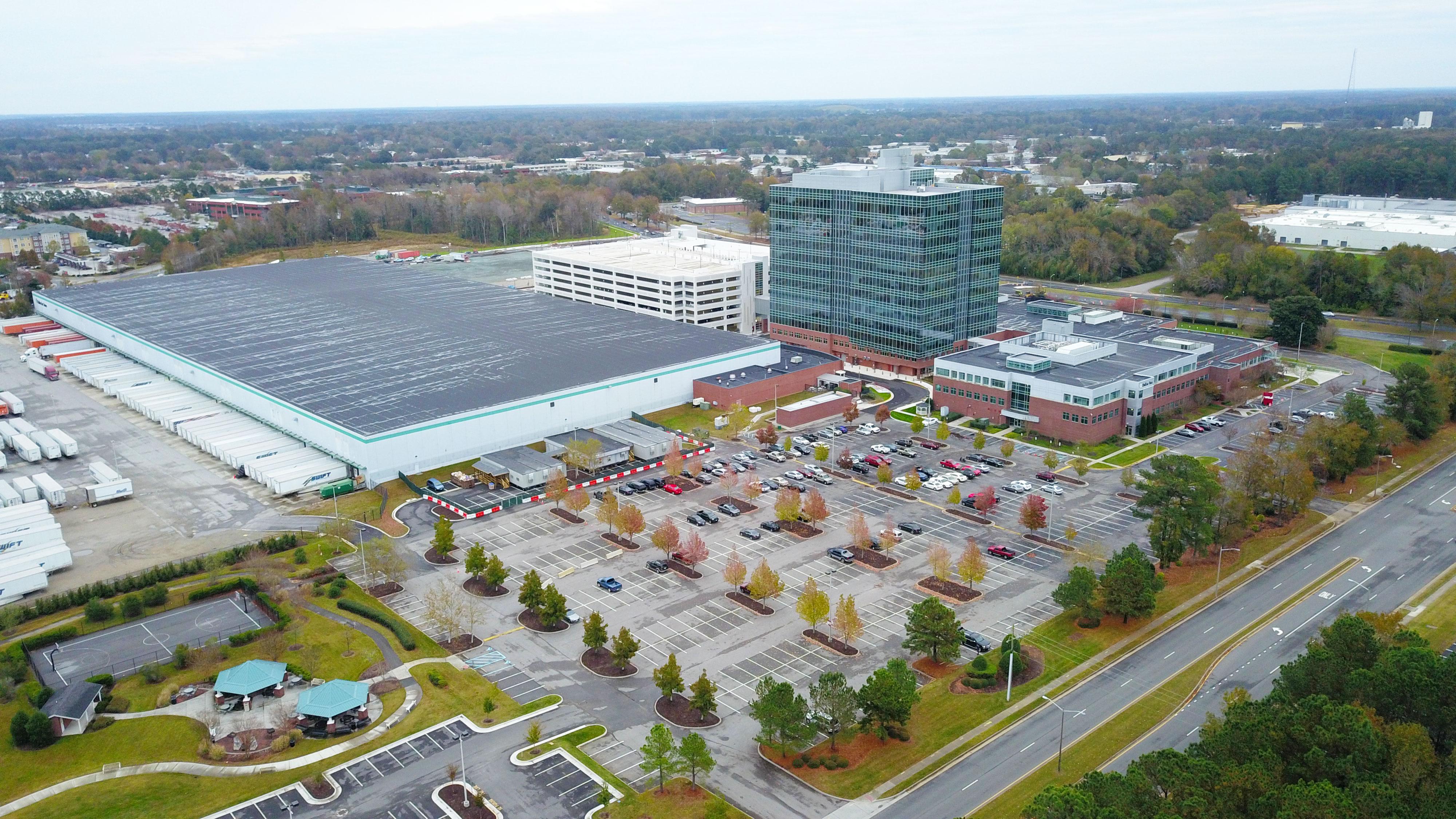 Dollar Tree Headquarters   Chesapeake, Virginia - WPL