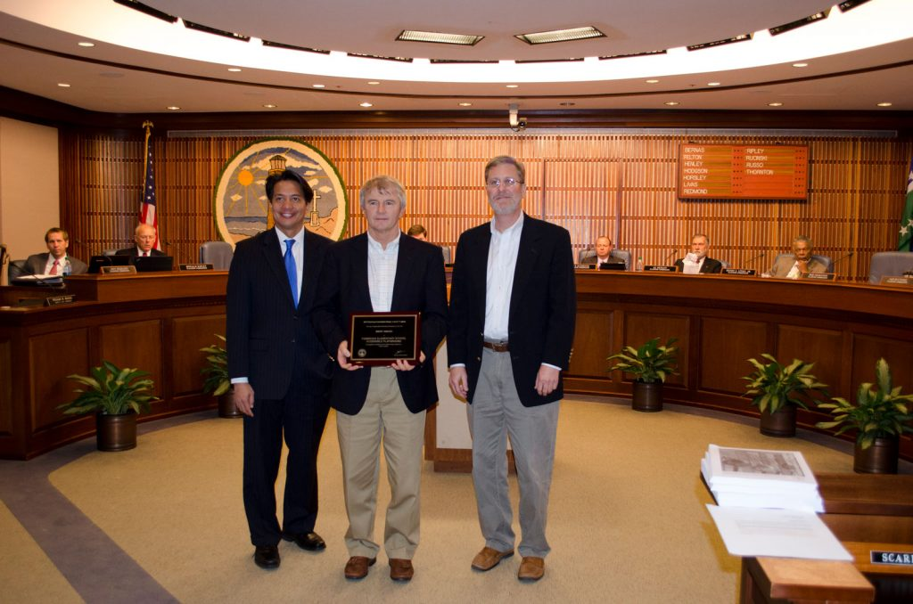 2013 Virginia Beach Planning Commission Awards Ceremony