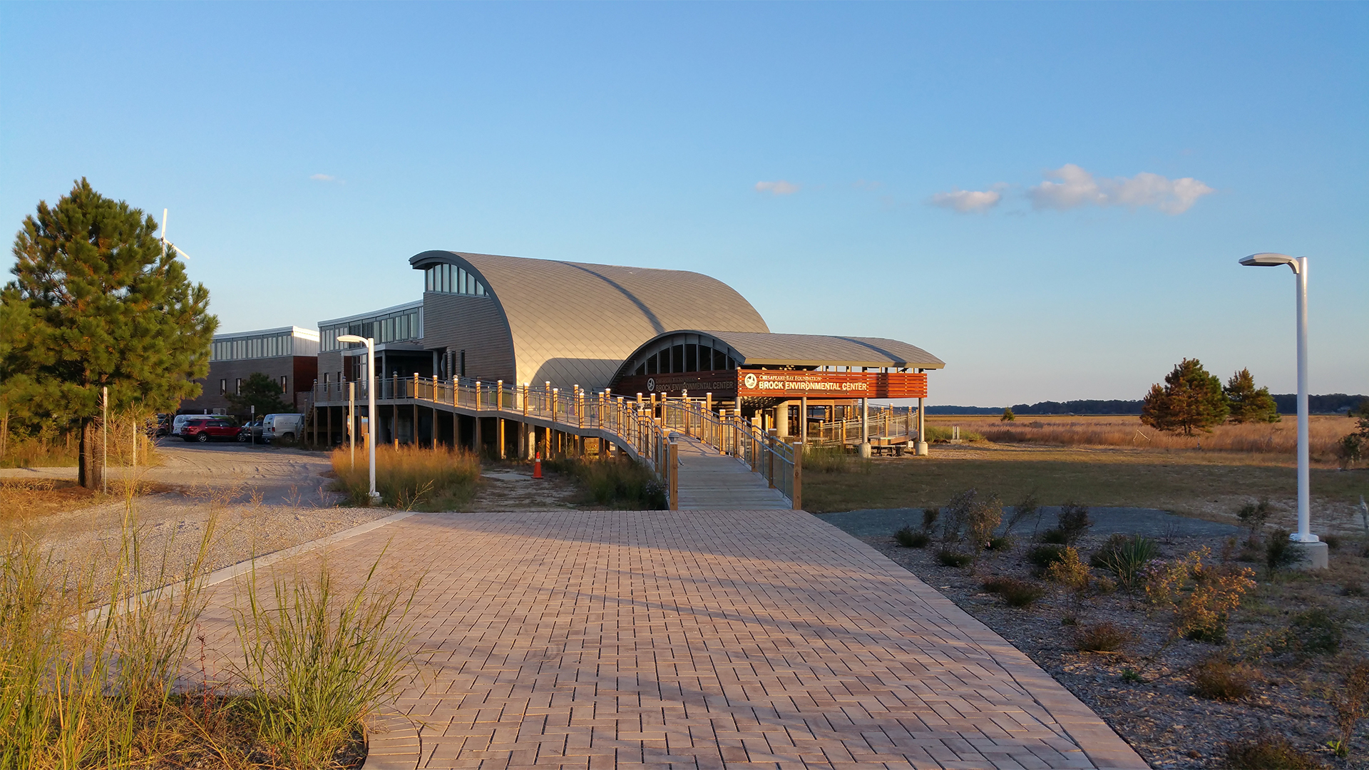 Chesapeake Bay Foundation's Brock Environmental Center