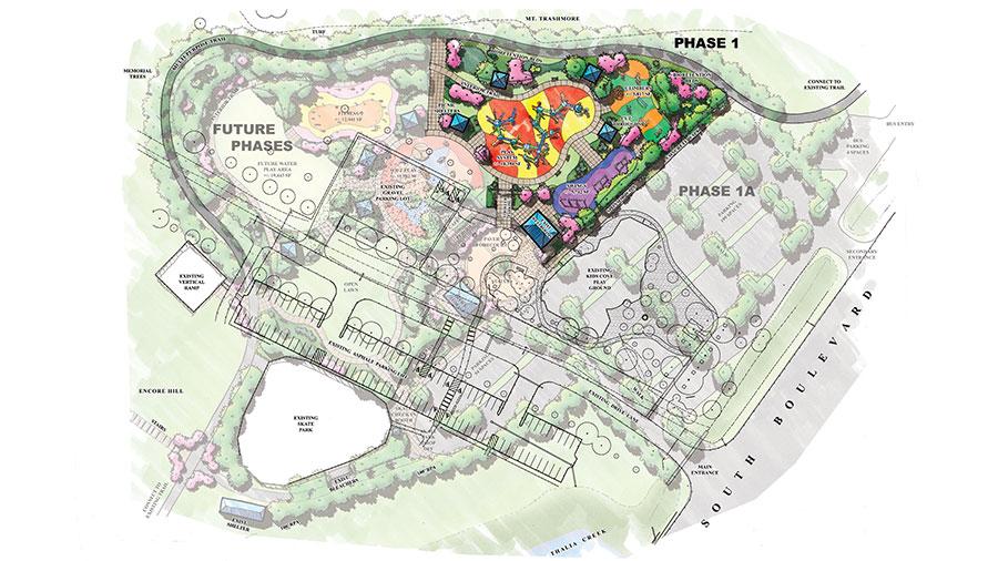 Kids Cove Master Plan